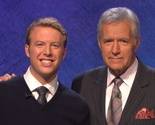 Drew Horwood Alex Trebek