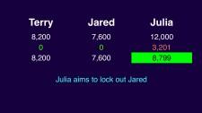 Terry small Jared small Julia 3201