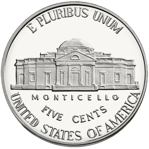 2014 nickel reverse proof