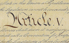 Article V Constitution