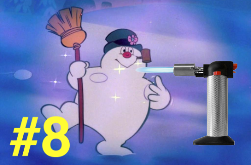 Frosty Blowtorch