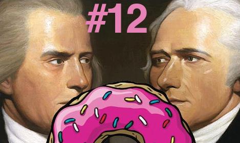 Jefferson Hamilton Donut