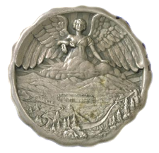 1932 Lake Placid Medal