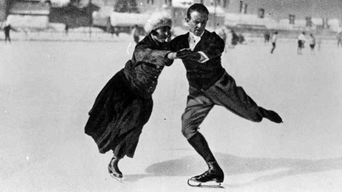 Figure Skating 1924 Chamonix