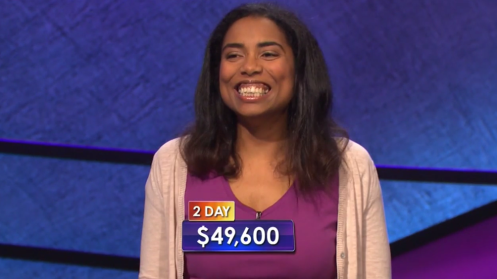 Karen Ash Jeopardy 2 wins 49600
