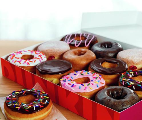 Bakers dozen donuts