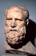 Eratosthenes bust