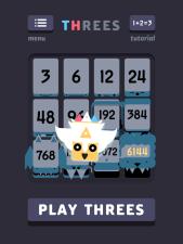 Threes starting 6144